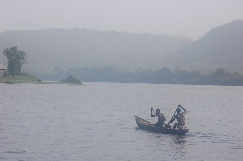 Lago Volta, Ghana, Africa, Naturaleza
