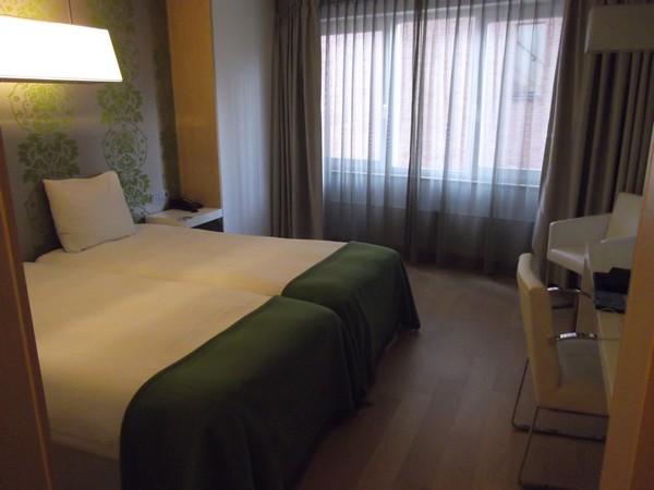 NH Hotels Groningen Stanza da letto