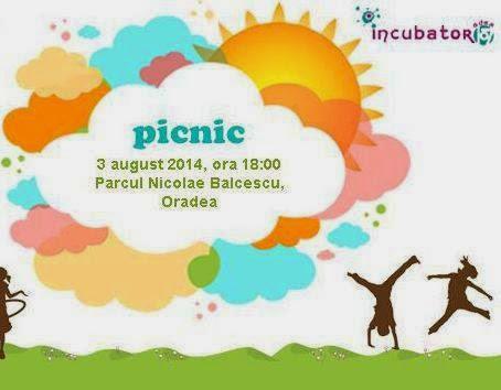Programul diurnei picnic party de incubator107 #1