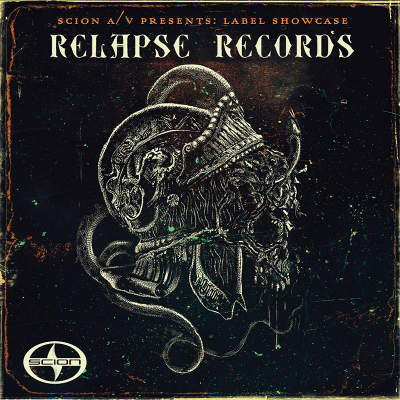 Revocation, Exhumed, Royal Thunder, Tombs, Black Tusk - Label Showcase: Relapse Records [Split] (2012)