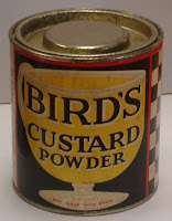 Bird's Custard tin (1920's)