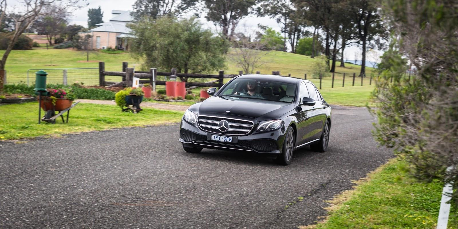 E200 2017 là lựa chọn tuyệt hảo cho những chiếc sedan hạng sang