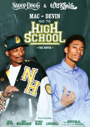 Filme Poster Mac & Devin Go to High School WEBRip XviD & RMVB Legendado
