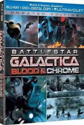 Battlestar Galactica Blood and Chrome - Ngân hà đại chiến