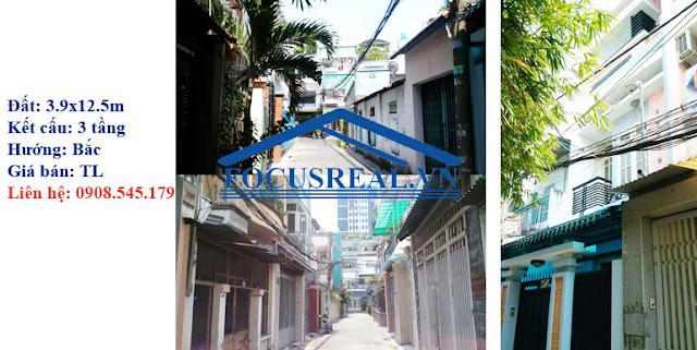 nhà bán hẻm 3m đường Ba Vân Tân Bình 160315
