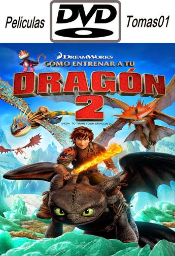 Cómo entrenar a tu dragón 2 (2014) DVDRip