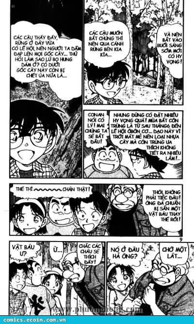 Detective Conan Chap 491 - Truyen.Chap.VN
