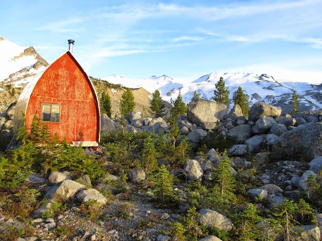 VOC Harrison hut
