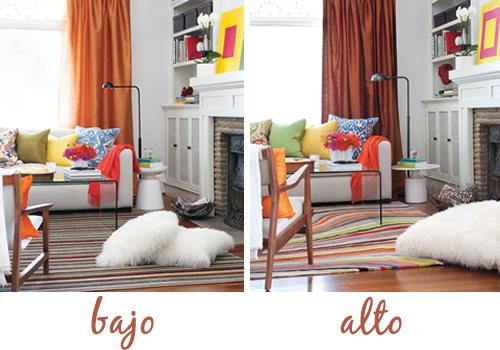 High low o encuentra las diferencias casa haus decoraci n for Diferencia entre halla y living room