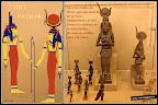 La diosa Isis amamantando a Horus
