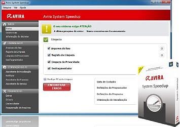 Avira System Speedup 1.2