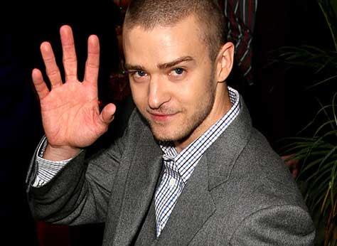 Justin Timberlake intro