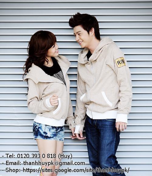 áo khoác nữ hàn quốc siêu kute cho nam và nữ