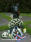 4 mei herdenking in het Volkspark Enschede