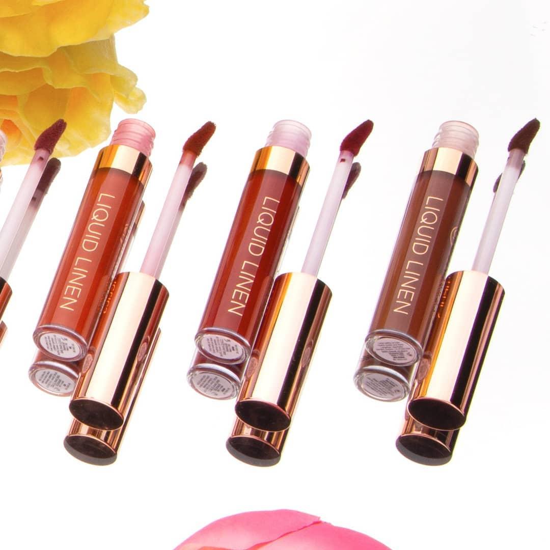 Son BH Cosmetics Liquid Linen Long Lasting Lip Color