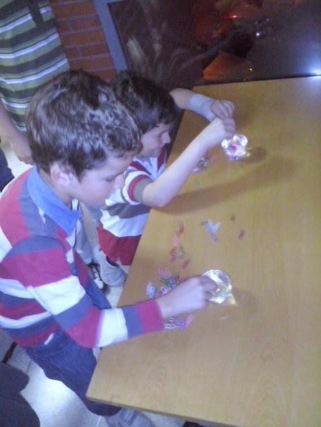 magia científica niños