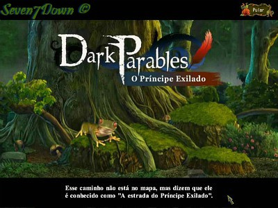Dark Parables: The Exiled Prince Em Português
