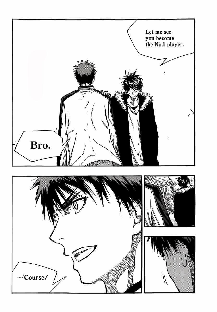 Kuroko no Basket Manga Chapter 229 - Image 16