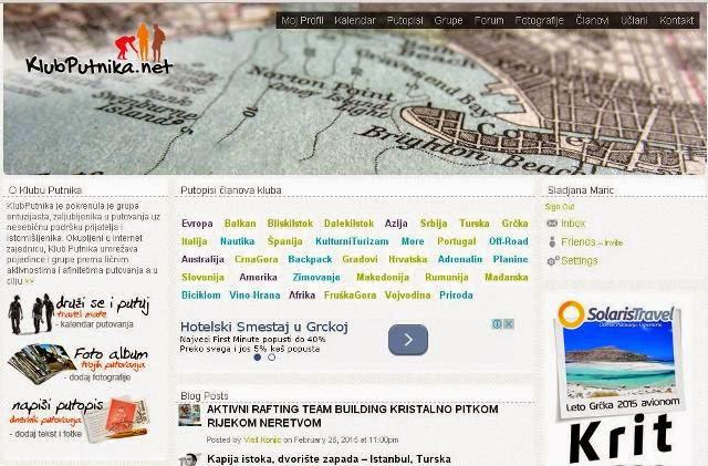 Cipelice Skitalice / Klub putnika / Putovanja info