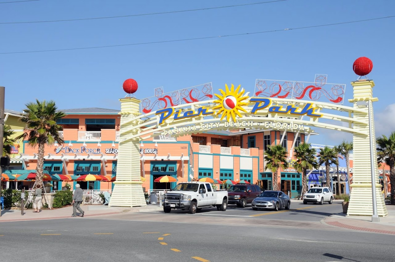 Pier Park Shopping Center
