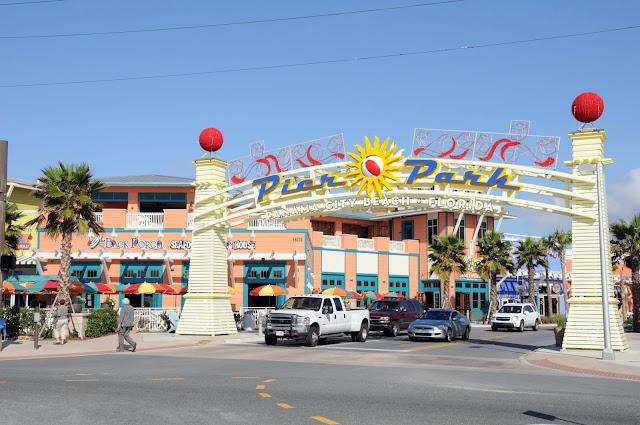 Pier Park Shopping Center