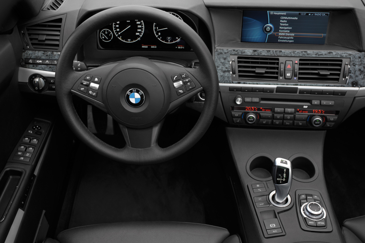 Bmw Automobiles Bmw X3 2010 Interior