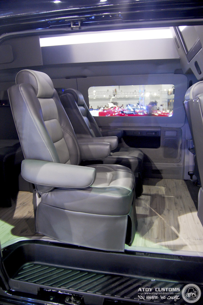 Jay Manalo Ford E150 Atoy Customs Custom Pinoy Rides pic3