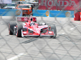 Scott Dixon #9 at Honda Grand Prix of St. Petersburg