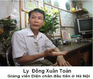 Giản viên Diện Chẩn đầu tiên tại Hà Nội