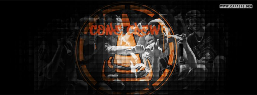 Capas para Facebook Cone Crew