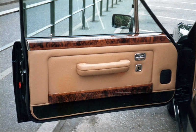 Bentley Turbo R 2 door by Hooper & Co.