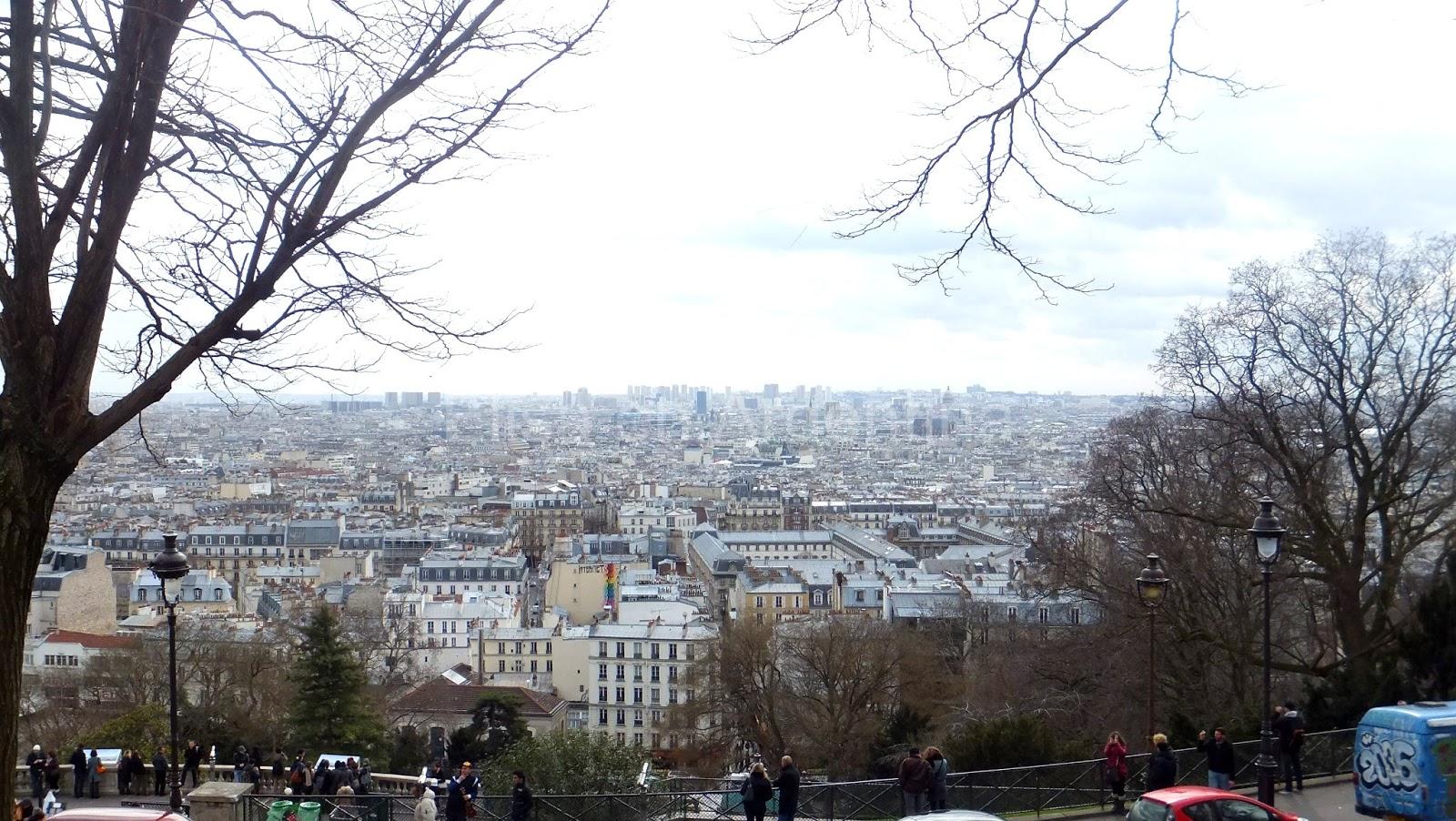 Panorámica de Paris