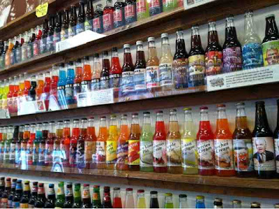 Rocket Fizz Soda Shop Vista California