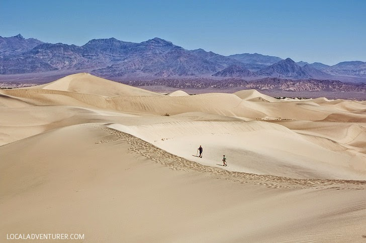 Death Valley (25 Places to Visit Before They Disappear).