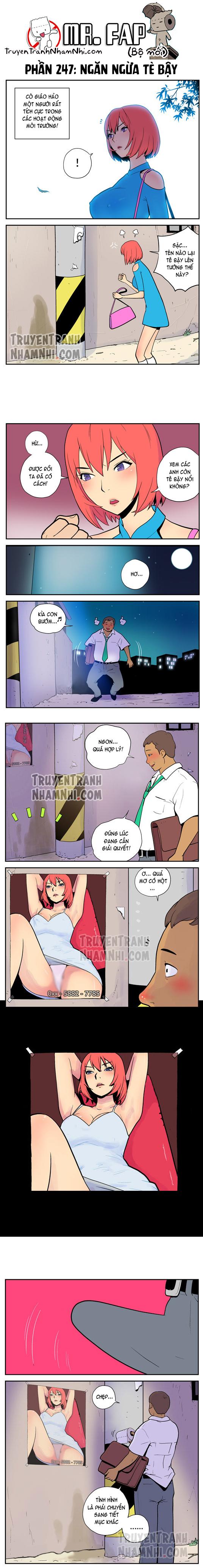 Mr. FAP (bộ mới) phần 247: Ngăn ngừa tè bậy