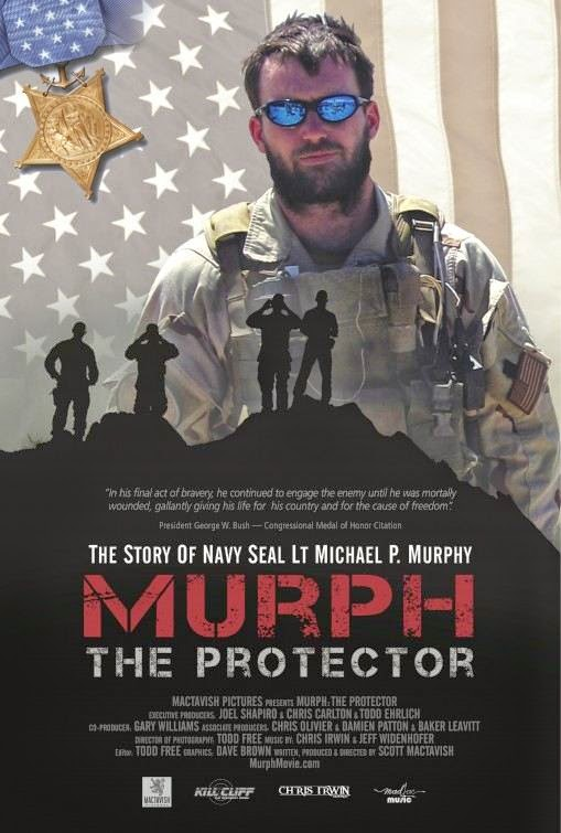 Poster Of English Movie Murph: The Protector (2013) Free Download Full New Hollywood Movie Watch Online At Alldownloads4u.Com