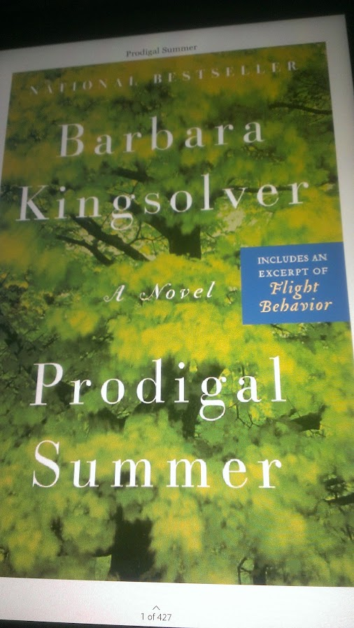 Prodigal Summer – Barbara Kingsolver