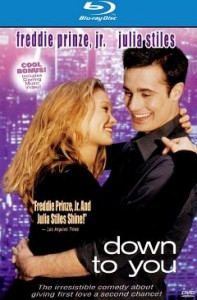 Down to You (2000) BluRay 720p 650MB