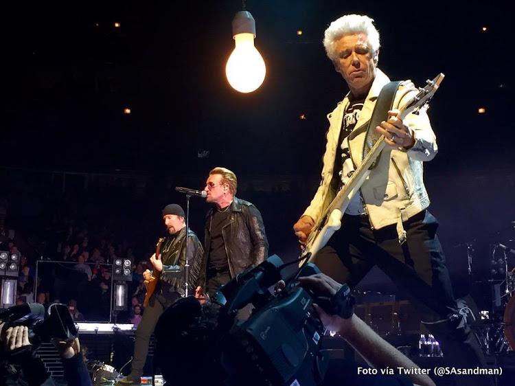 [#U2ieTour - Chicago 2 - 25 Giugno 2015] Setlist, foto e video SAsandman_2015-jun-252