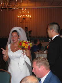 The Reception: From Dave & Karen's camera