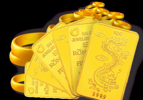 Vàng sjc