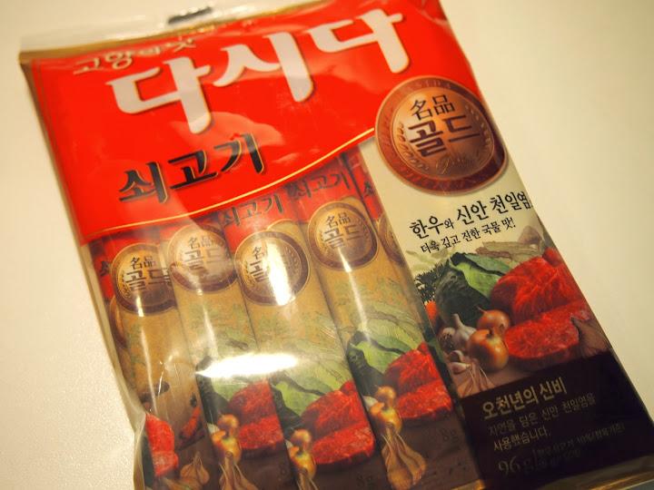 韓国ダシダ