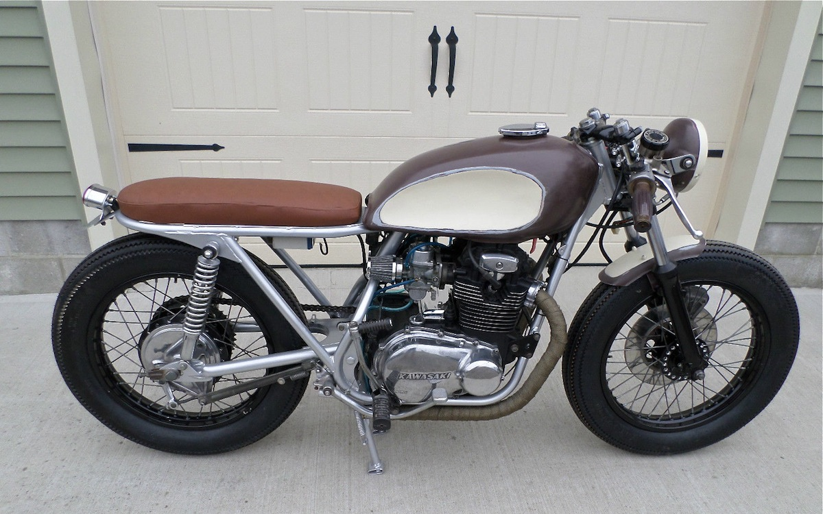 Motociklai Galerija 124