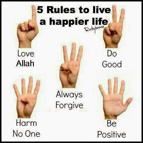 Happier Life....