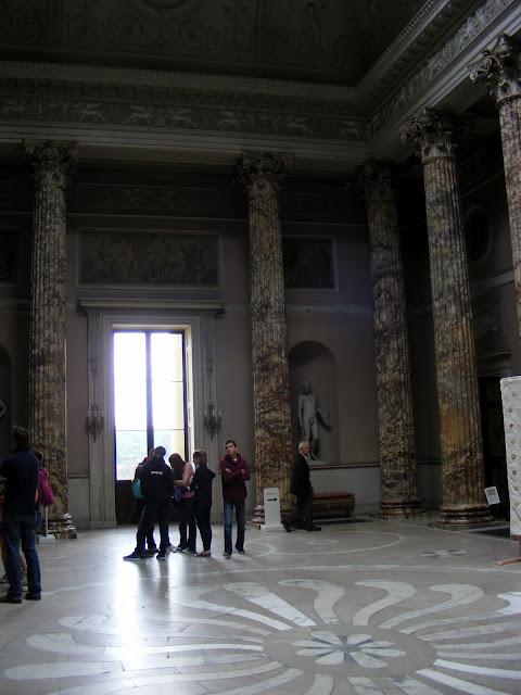 Hyacinth Floor in Marble Hall