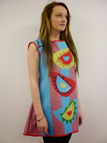 """as textiles coursework Alternative, off beat, unusual, out lends itself to the creation of garments people who love colures and patterns of the ordinary, crazy style fashion, the which make use of recycled textiles """"in thing"""", the rage, a new trend and products, materials and components."""