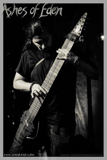Scott Fernandez - 12 String Bass AOE_0058