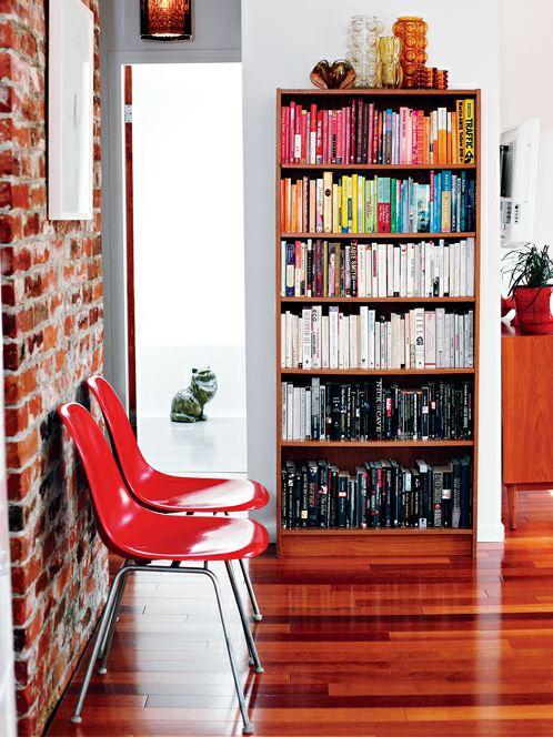 libros por colores