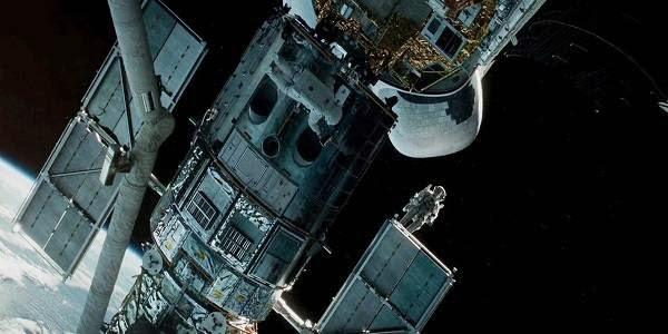 Free Download Single Resumable Direct Download Links For Hollywood Movie Gravity (2013) In Dual Audio