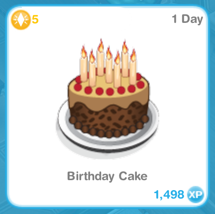 Sims  Can T Add Candles To Birthday Cake